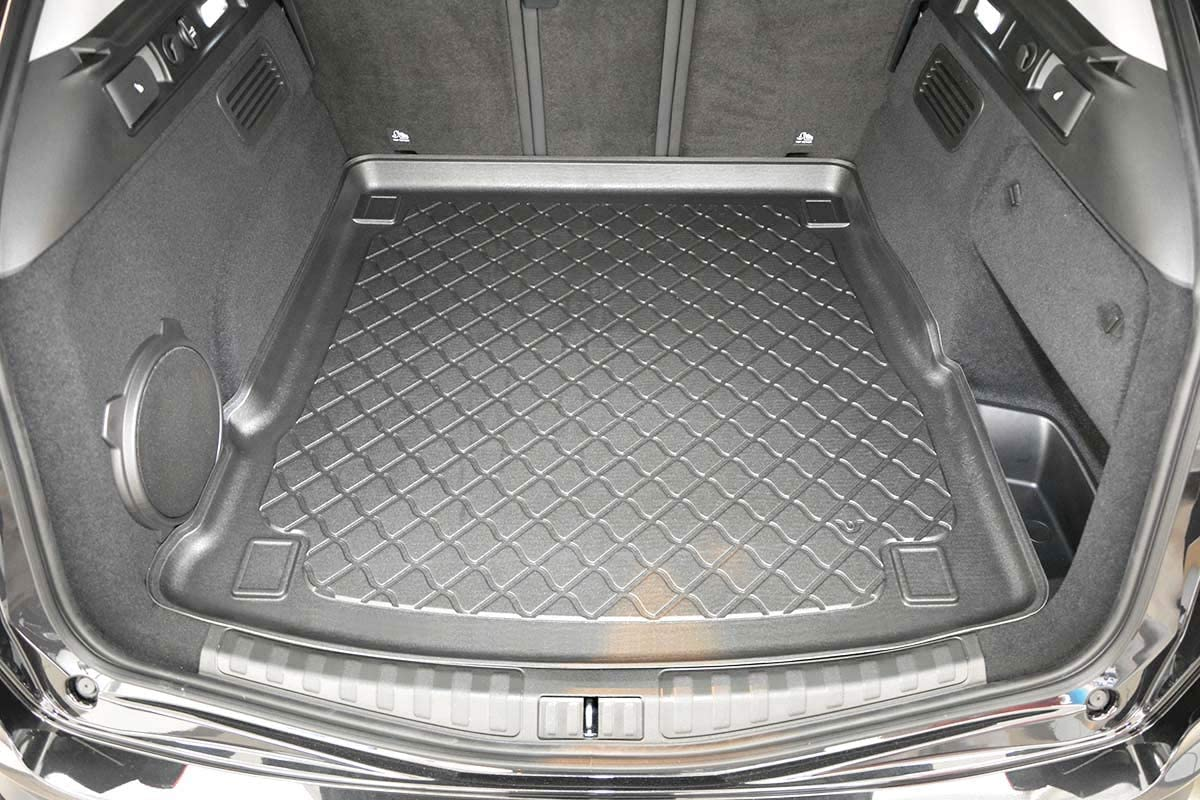 cod MTM Boot Liner Stelvio 2017- Tailored Trunk Mat with Antislip 7384 additional description: all versions