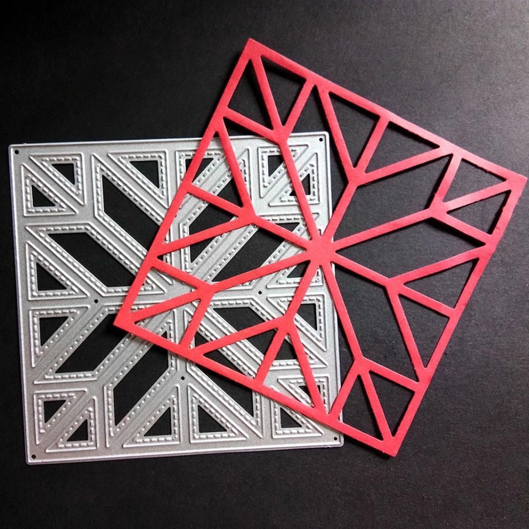 Die Cut – Metal Die for Card Making, Scrapbooking Supplies – Metal Stencil Template Mould Cut By Orangeskycn's Crafting Joy