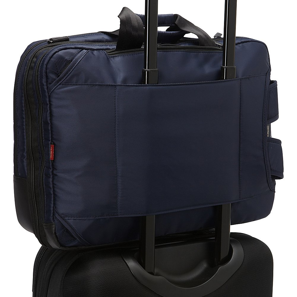 Hedgren Brook E 3 Way Business Bag 15