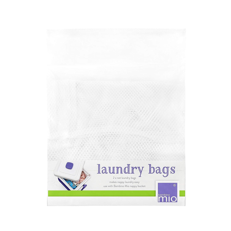 B000F474XC Bambino Mio, Laundry Bags, 2 Pack 71m2ByA68A8L