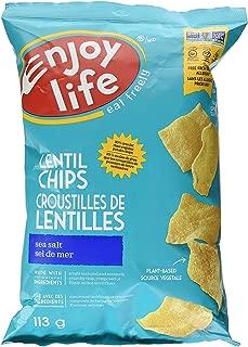 product image for Enjoy Life Light Sea Salt Plentils Chips, 4 Ounce (Pack of 12)
