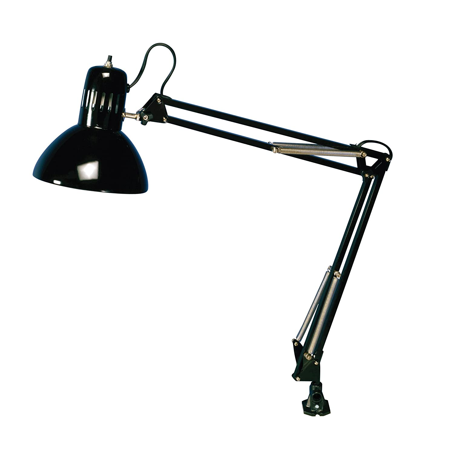 Amazon.com: Studio Designs 12021 Swing Arm Lamp, Black: Arts, Crafts &  Sewing - Amazon.com: Studio Designs 12021 Swing Arm Lamp, Black: Arts