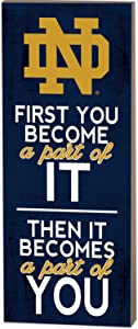 KH Sports Fan 7x18 First You Become Notre Dame Fighting Irish
