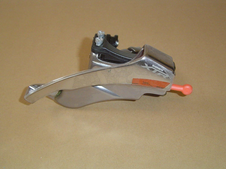 Shimano XTR Umwerfer FD-M960 3x10 Fach 31,8mm Silber NEU