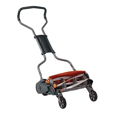 Fiskars StaySharp max Reel Mower, 18 Inch Cut Width, 362050-1001