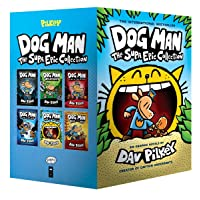 Dog Man: The Supa Epic Collection: From the Creator of Captain Underpants (Dog Man...