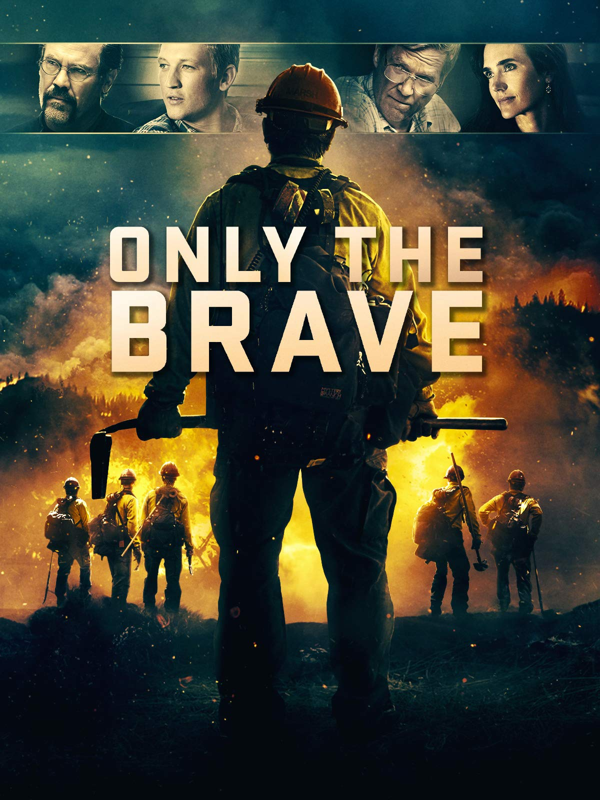 Only The Brave on Amazon Prime Video UK