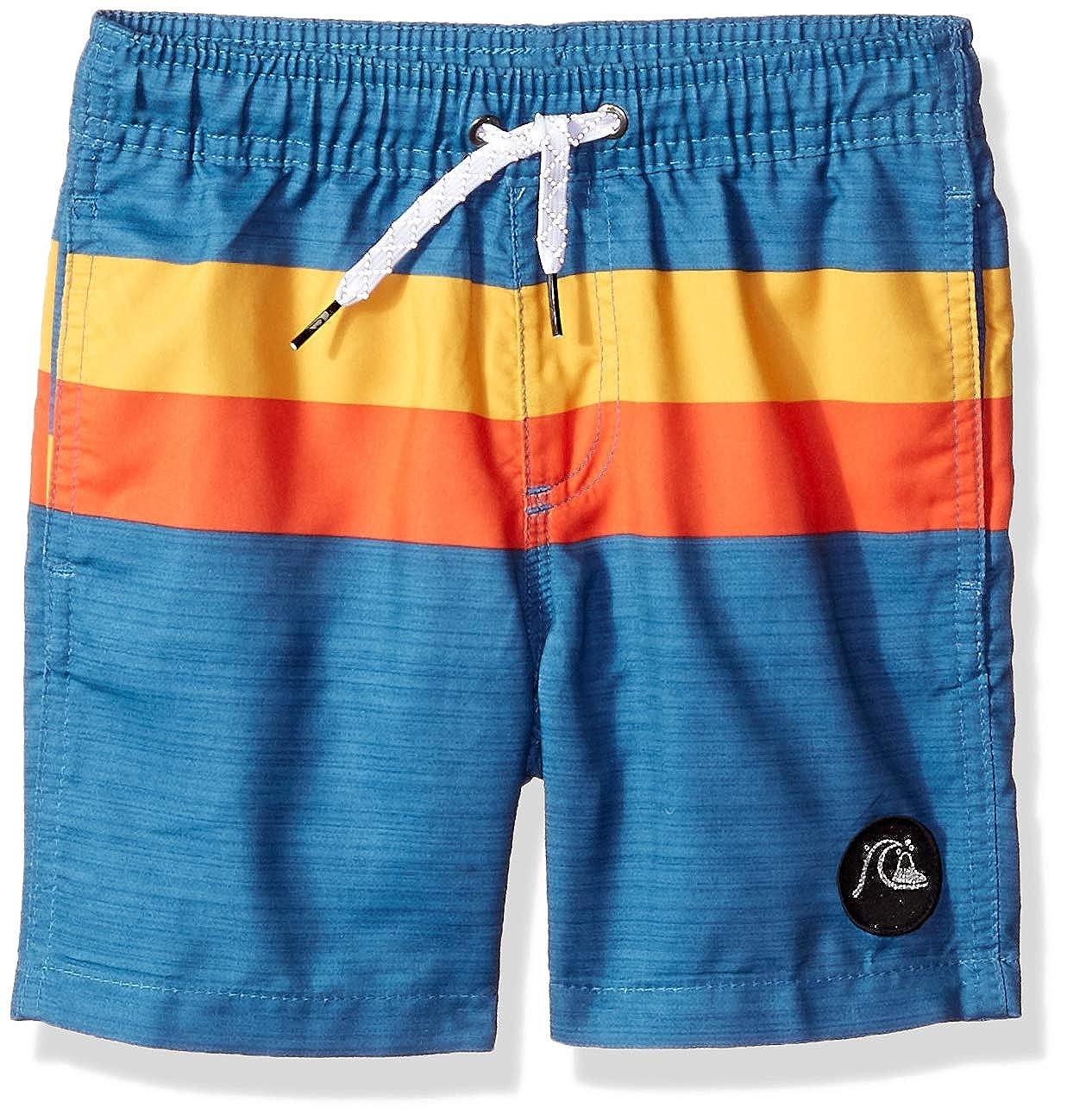 Quiksilver Little Mystery Bus Volley Boy 14 Boardshort Swim Trunk
