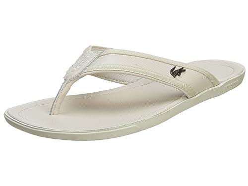 d29508b63b3b25 Lacoste Carros 6 Srm Leather textile Mens Style   7-29srm2115  Amazon.ca   Shoes   Handbags