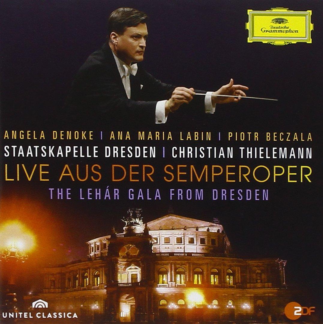 Live Aus Der Semperoper - The Lehr Gala From Dresden