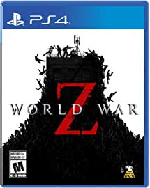 World War Z - PlayStation 4: Video Games - Amazon com