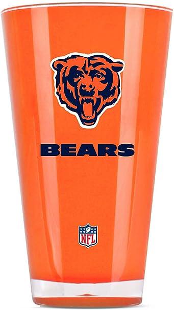NFL Chicago Bears 20oz Insulated Acrylic Tumbler
