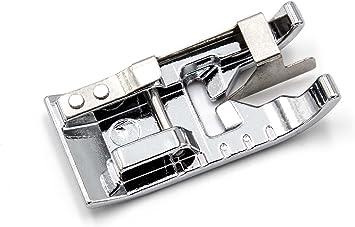 vhbw Accesorio Repuesto máquina de Coser, prensatela Borde con ...