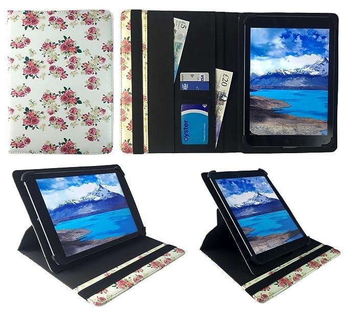 "1 opinioni per Mediacom SmartPad 10.1"" iPro Tablet 3G Giardino Fiorito Rose Universale 360"