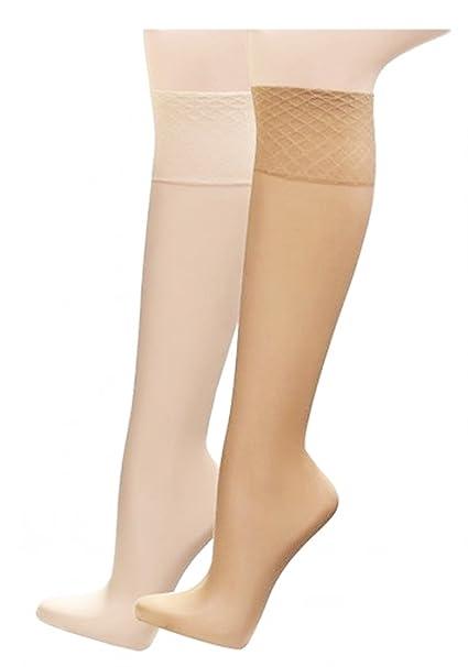 ch-home-design - Calcetines hasta la rodilla - para mujer Make Up Talla única: Amazon.es: Ropa y accesorios