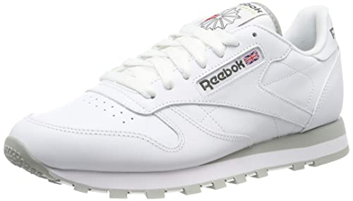 save off f335b 75309 Reebok Men's Classic Lthr 2214 Trainers