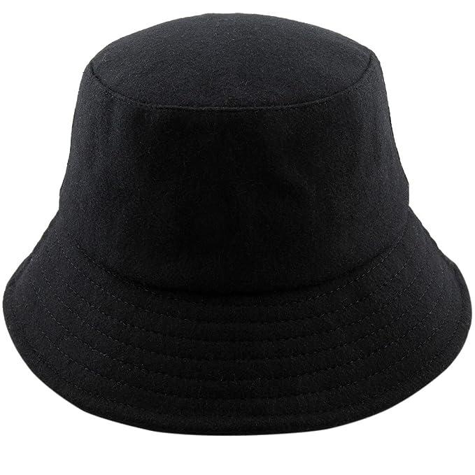 cf9edfaa932 squaregarden Bucket Hats for Men Women
