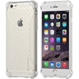 iPhone 6 Case, LUVVITT® CLEAR GRIP iPhone Air Case / 4.7 inch Screen | Soft Slim Transparent TPU Clear Case / Bumper Cover ( Does NOT fit iPhone 5 5S 5C 4 4s or 5.5 inch screen) - Clear