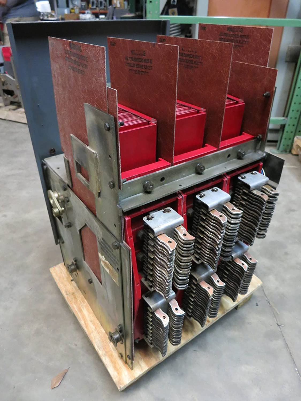 Westinghouse Low Voltage Ac Power Circuit Breaker Ds 632 2400 Amp 600v Wiring Diagrams Industrial Scientific