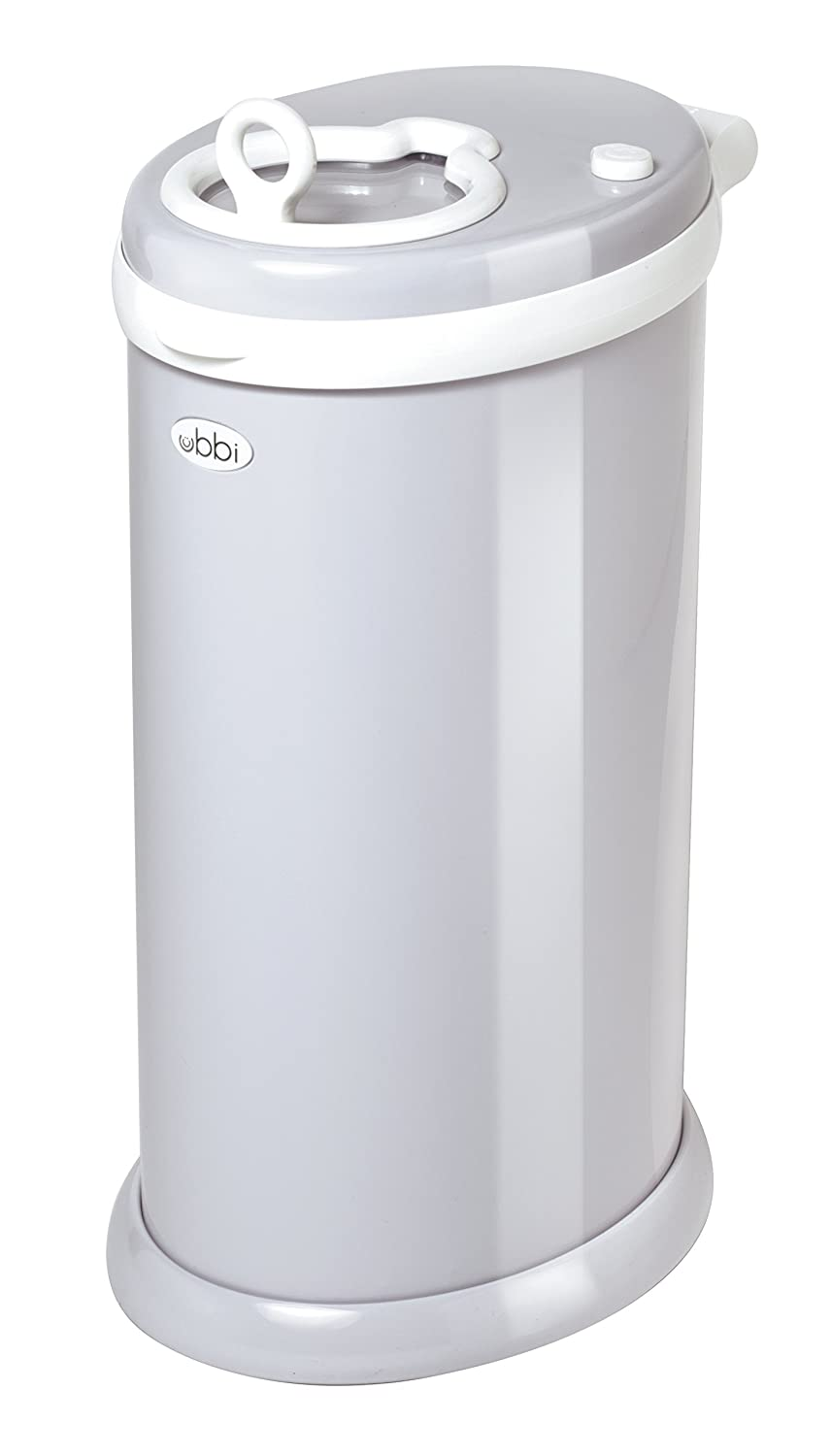 Ubbi Steel Diaper Pail, Best Diaper Pail