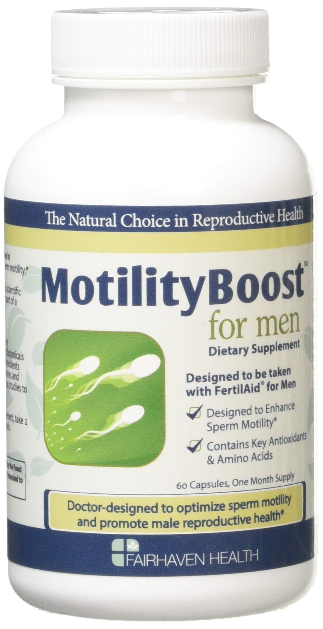 MotilityBoost for Men