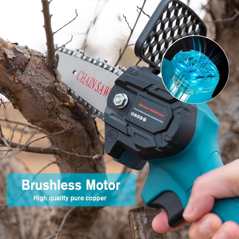 Patio, Lawn & Garden Chainsaws ghdonat.com Household Lightweight ...