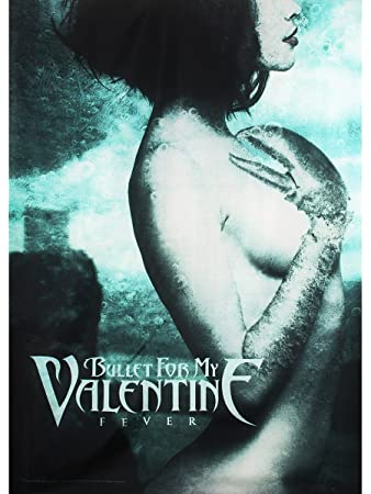 Bullet For My Valentine Fever 30in X 40in Textile Poster