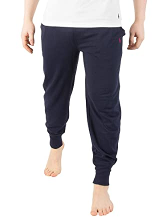 Polo Ralph Lauren Homme Logo Pyjama Bottoms, Bleu, Large  Amazon.fr ... 1483fa05528d