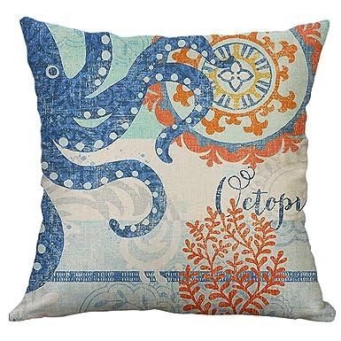 Amazon.com: Unionm Fundas de almohada, decoración, funda de ...