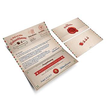 Weihnachtskarten Per Mail.50 X Weihnachtskarten Familien Grußkarten Weihnachten Brief Vom
