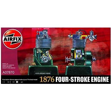 best Airfix 1876 Four-Stroke reviews