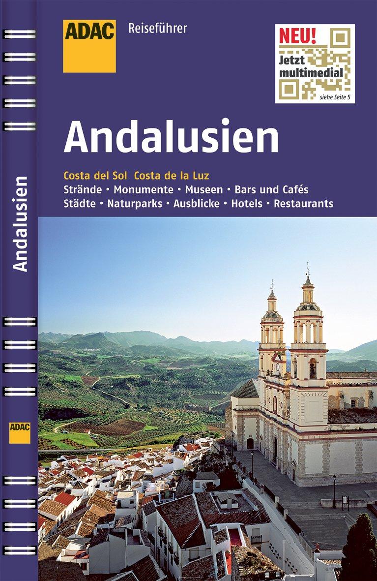 ADAC Reiseführer ADAC Reiseführer Andalusien: Jetzt multimedial mit QR Codes zum Scannen