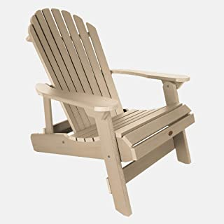 product image for highwood AD-KING1-TAU Hamilton Folding and Reclining Adirondack Chair, King Size, Tuscan Taupe