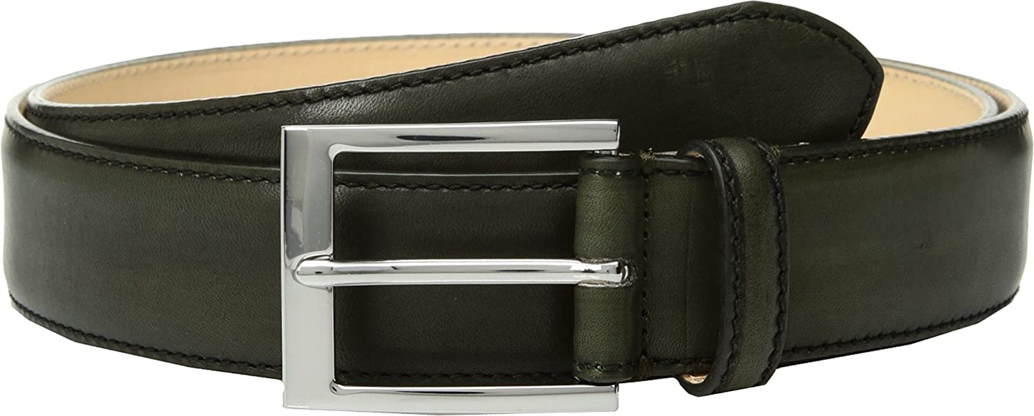 To Boot New York Mens Belt Olive 32