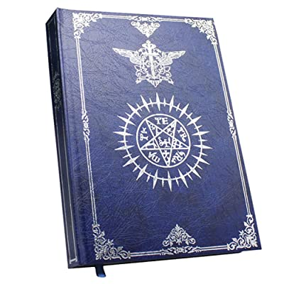 absinthe Japanese Anime Exquisite Notebook, 200 Sheets Anime Journal for Taking Notes and Drawing(Black Butler): Office Products