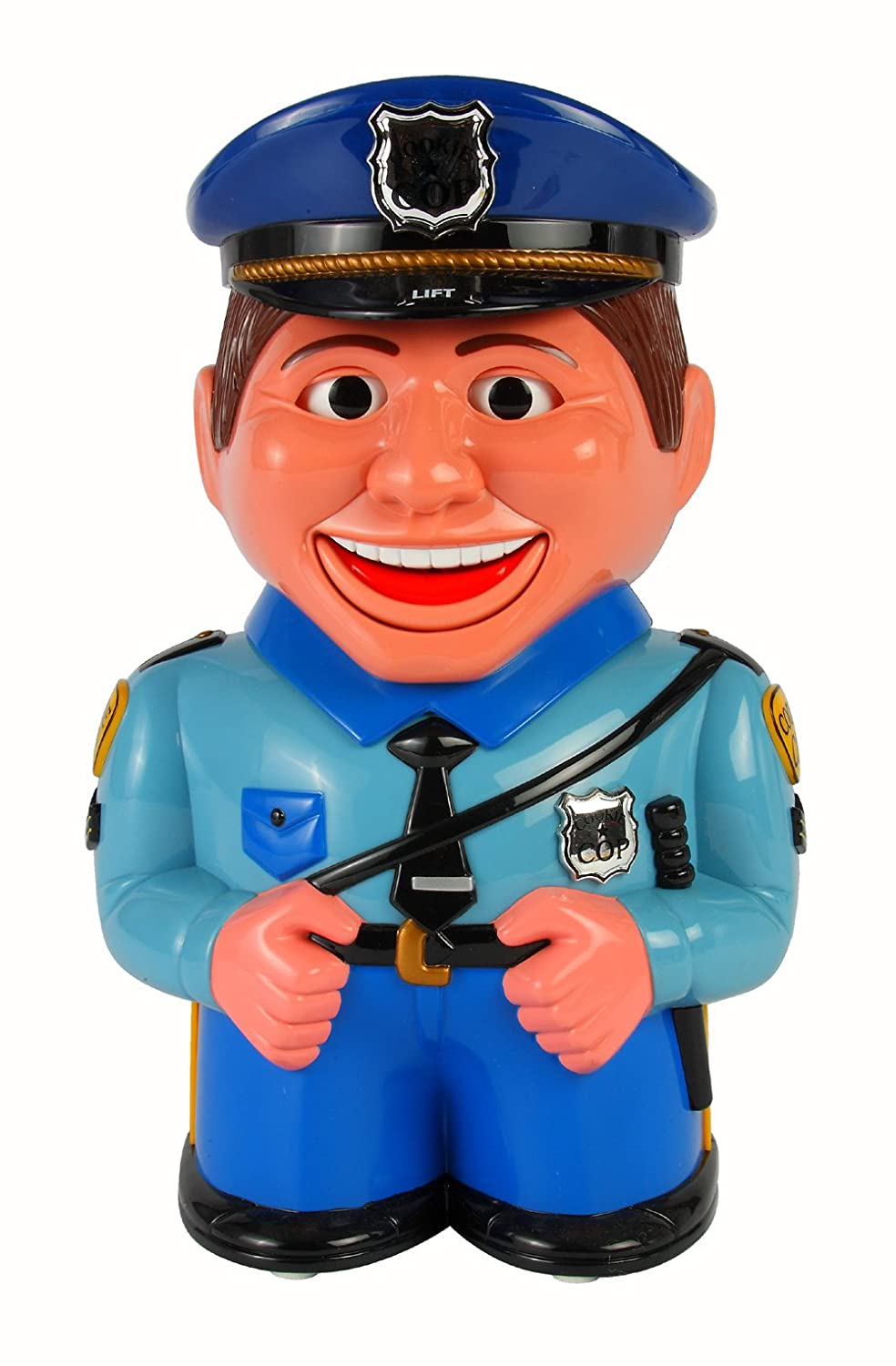 Cookie Cop Cookie Jar Fun-Damental Too LTD FM-770