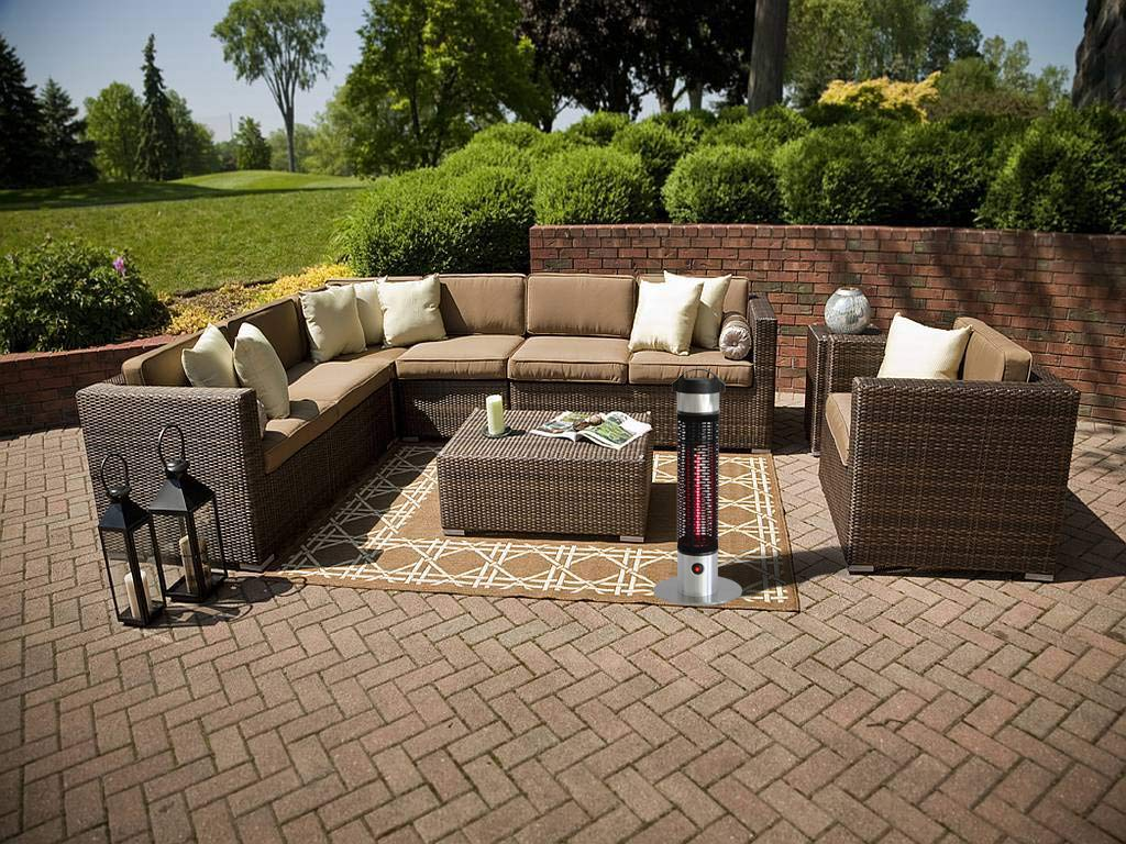 Electric Patio Heater by EnerG+