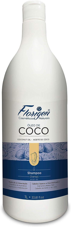 Shampoo Óleo de Coco Florigen