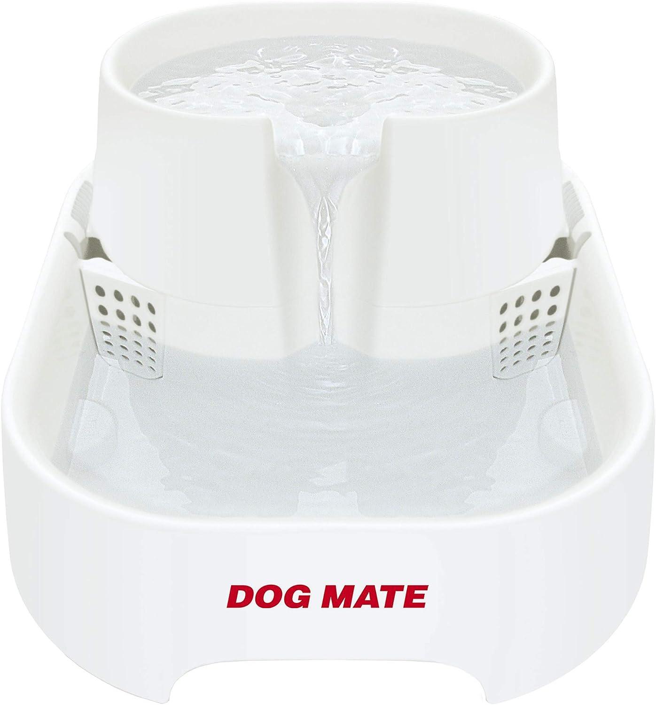 Karlie Pet 80850Drinking Fountain K Dog Mate 335 Fuente para Agua 6L