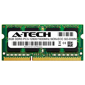 A-Tech 8GB Module for Acer Aspire E 15 (E5-576-392H) DDR3 ...