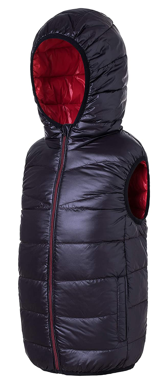 2c30436b73d8 Amazon.com  IKALI Boys Girls Puffer Down Vest