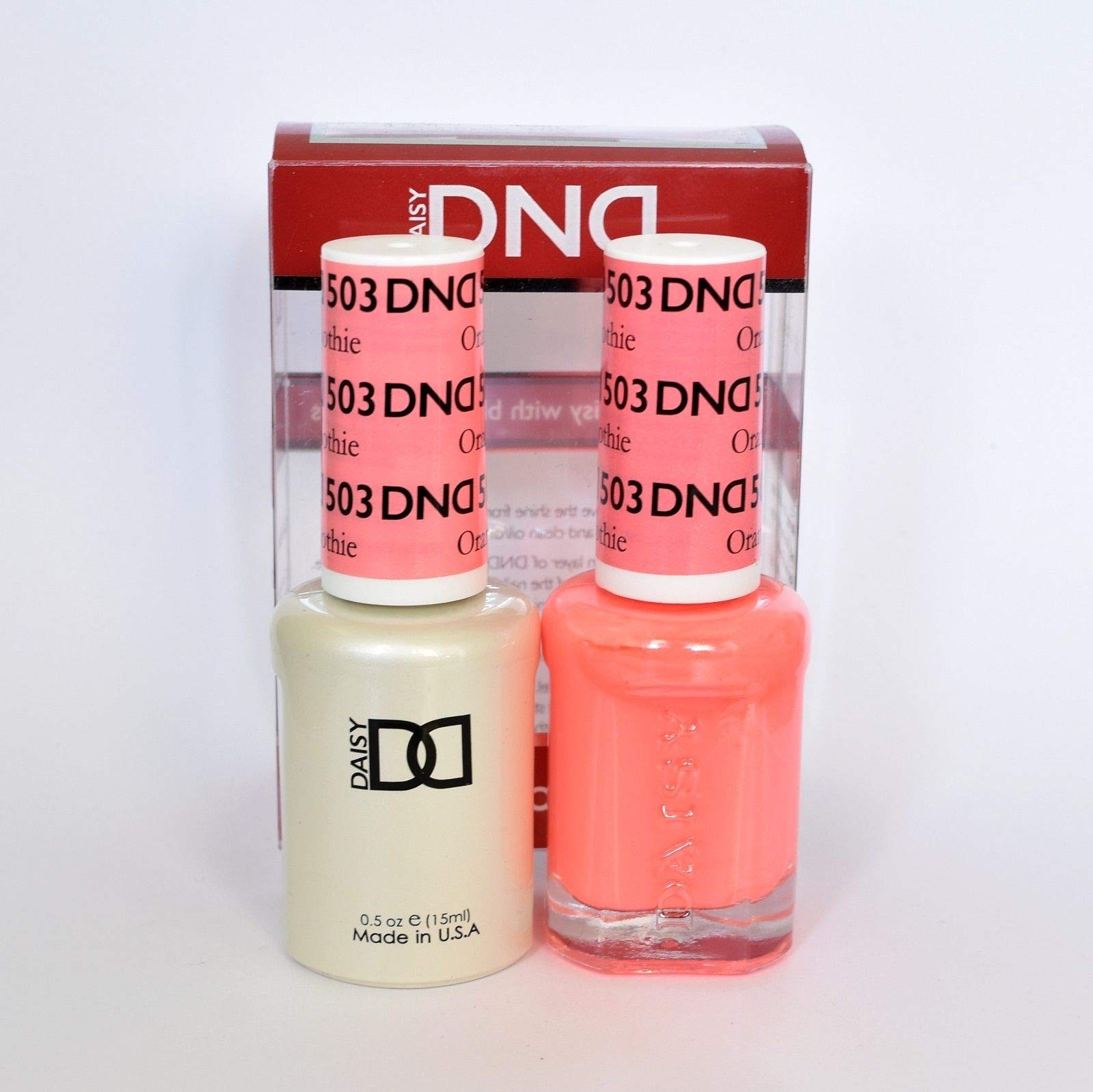 Amazon.com : DND *Duo Gel* (Gel & Matching Polish) Spring