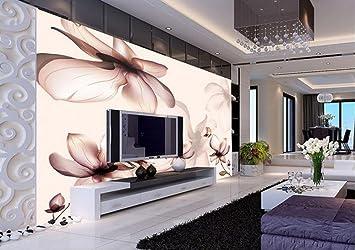 Wapel Wallpaper 3d Modern Home Decoration Photo 3d Wallpaper Flowers