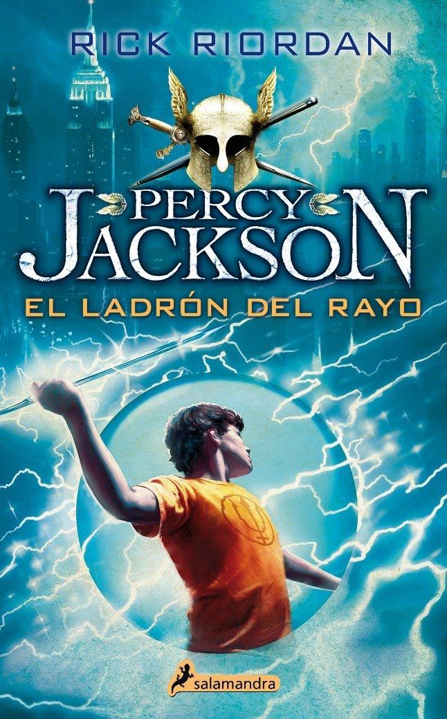 EL LADRON DEL RAYO -Rtca. Nva. Portada- S Percy I , Narrativa Joven de RICK RIORDAN 2 dic 2014 Tapa blanda: Amazon.es: Libros