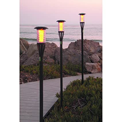 Amazon.com : Tall Solar Tiki Torch Light with Flickering Amber LED on solar chandeliers, flickering solar torches, solar plants, solar ice chest, solar products, solar wind chimes, solar tiki lamps, solar island torches, solar pools, solar outdoor shower, solar boilers, solar bikes, solar torches flicker flame, solar stoves, solar twinkle lights, solar flashlights, solar flickering tiki lights, solar tiki masks,