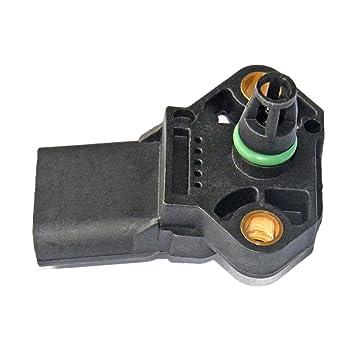 Mapa Sensor de presión de sobrealimentación 0281002401: Amazon.es: Coche y moto