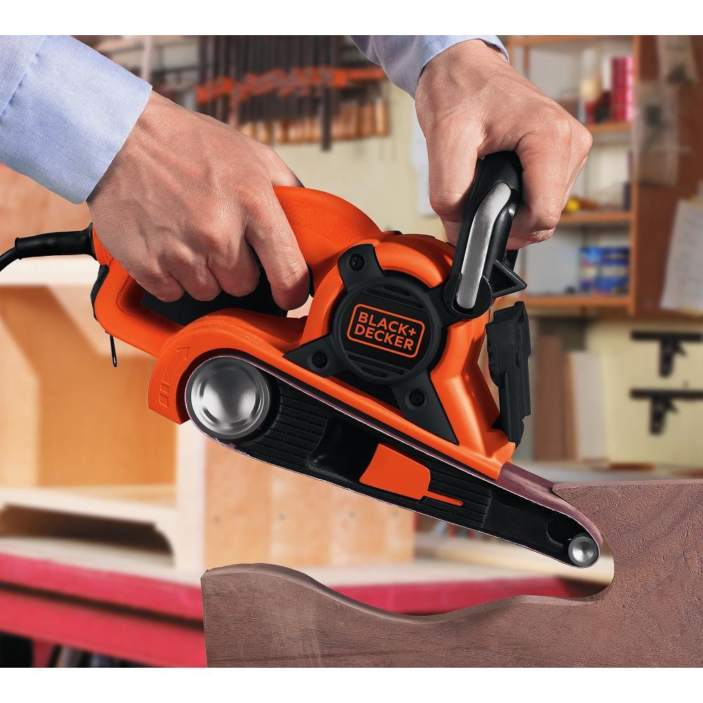 Black & Decker DS321 - Best belt sander review