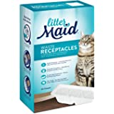 LitterMaid Waste Receptacles, Disposable/Sealable Waste Receptacles for Automatic Litter Boxes