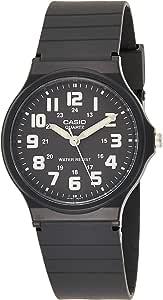 Casio Casual Watch Analog Display Japanese Quartz For Men Mq-71-1Bdf, Black Band