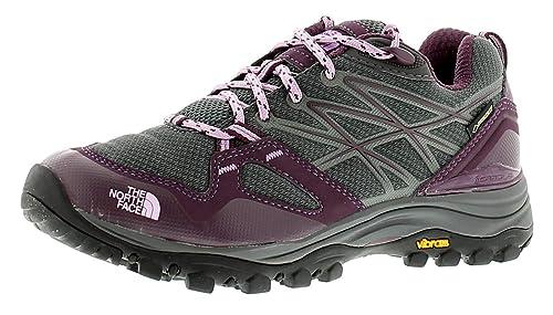 North Face Erizo Fastpack GT Mujer Botas para Senderismo Morado - Morado - Tallas 4-7 - Morado, 40: Amazon.es: Zapatos y complementos
